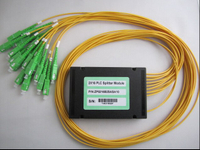2*16 PLC splitter ABS case type with SC/APC connectors