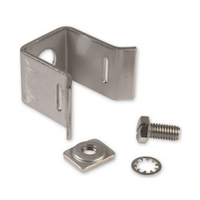 304 Stainless steel standoff bracket for cell Site, include insert adapter hardware kit