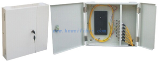 Fiber Optic Wall-mounted Distribution Box