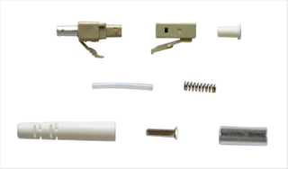 LC/PC MM Simplex 2.0 connector kit