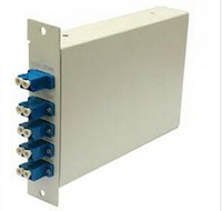 2*8 PLC splitter LGX BOX type