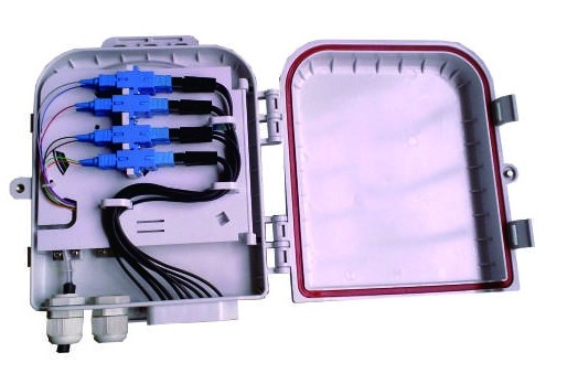 1*8 FTTH Outdoor Distribution Box