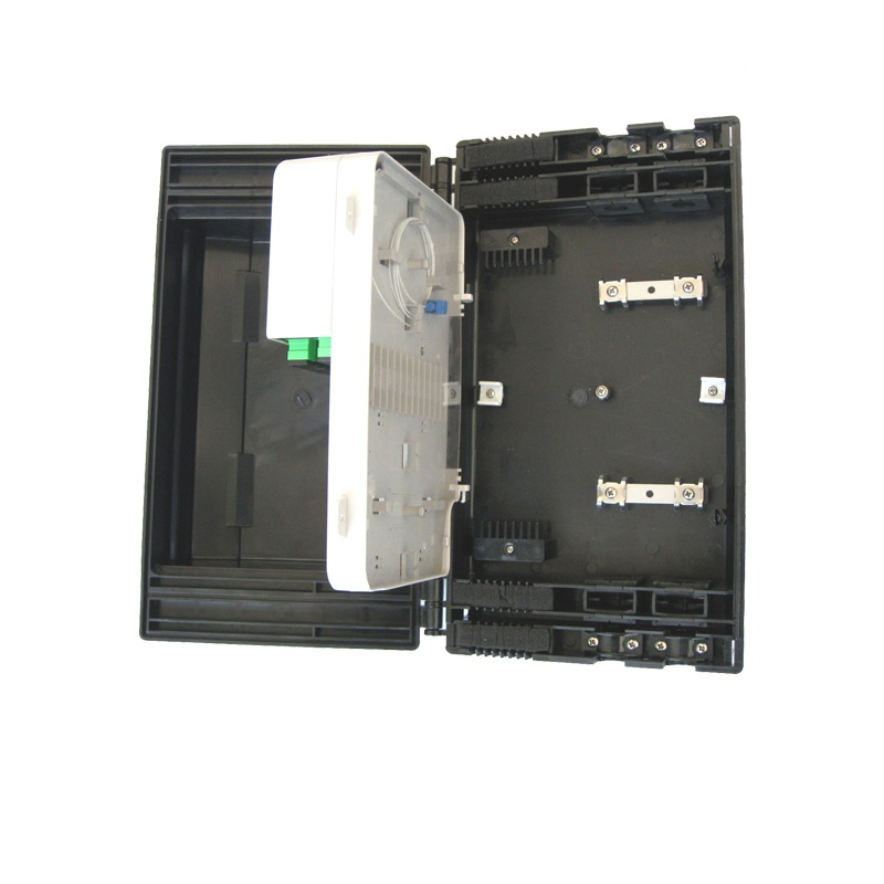 Optical fiber distribution box