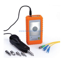 Video Fiber Inspection Probe w/Hand-held Display