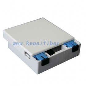 FTTH face plate