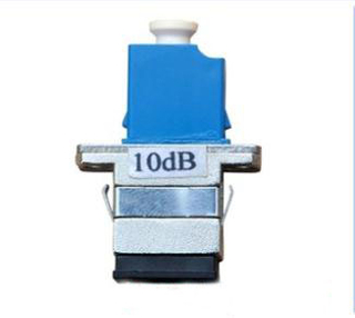 SC/PC-LC/PC adapter type attenuator