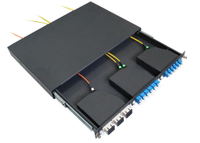 "MPO/MTP 1U 19"" Patch panel"
