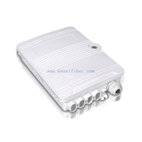8cores optical fiber distribution box